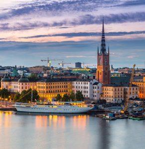 Microbus projekt och säljkontor i Stockholm